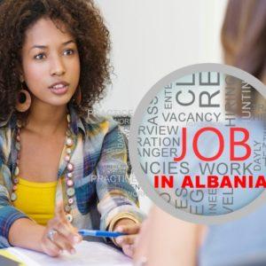 cerco lavoro in albania